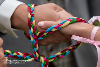 Additions to a Ceremony: Handfasting